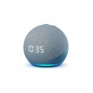 Amazon Alexa Echo Dot (4th Gen)