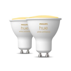 Philips Hue GU10 (2-pack) featured